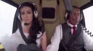 Bride Killed in Helicopter Crash (Warning: Distressing Footage)