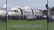 Garuda Indonesia Flight 865 Crash - 13 June 1996