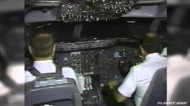 """Busy Jim"" - Old Continental CRM Training Video (Boeing 737)"